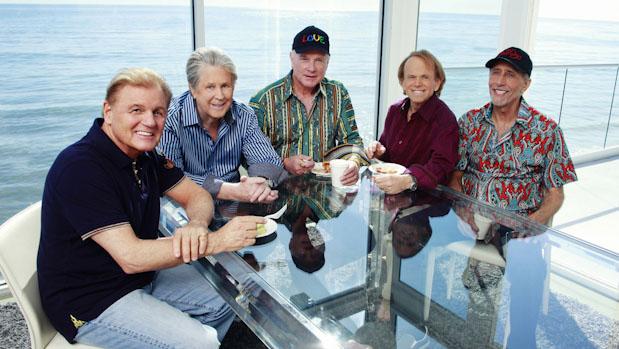 Beach Boys Table 01