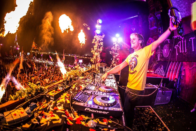 Armin Van Buuren, una de las últimas confirmaciones para el UTOPIA Festival