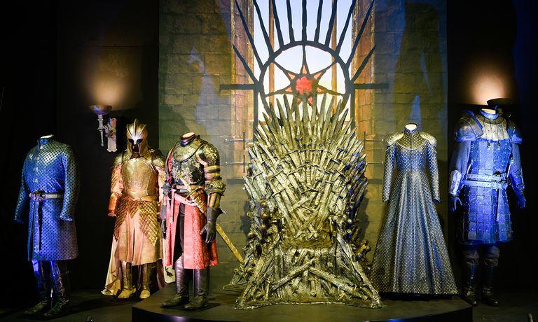 Exposición juego de tronos madrid ifema