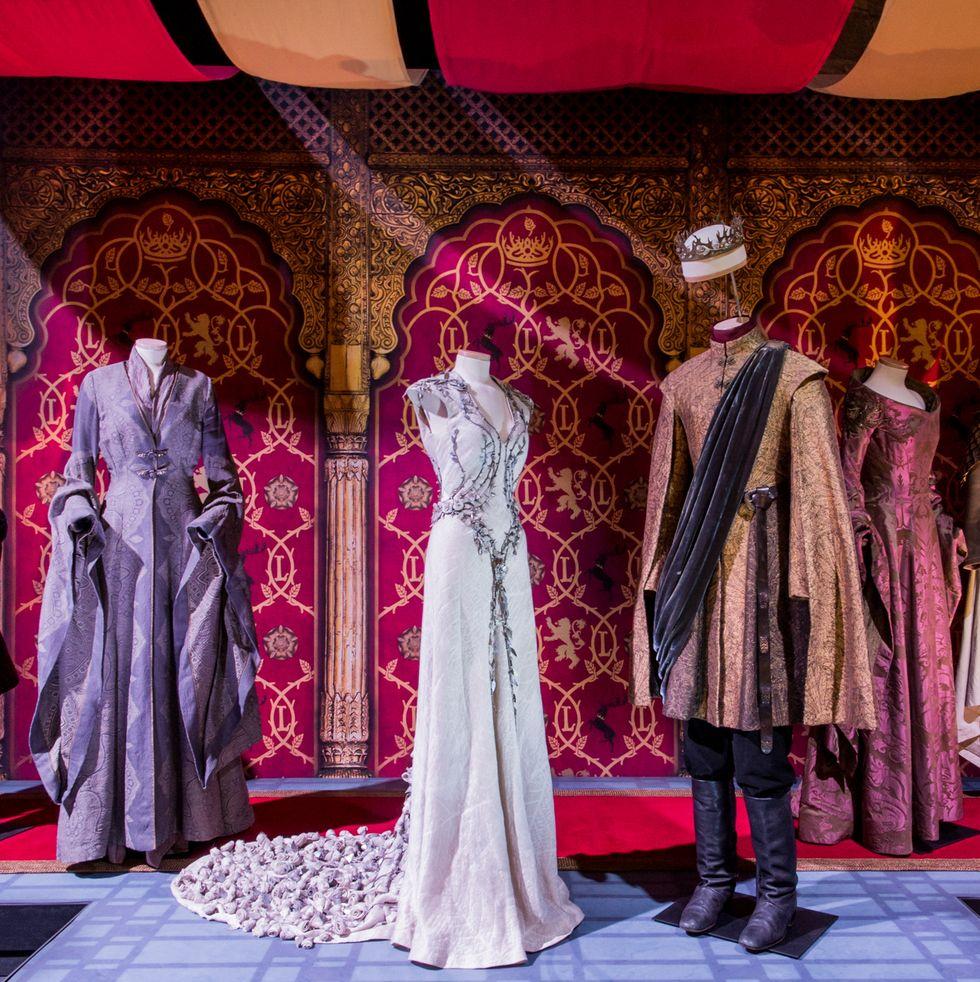 Juego de tronos exposicion en Madrid Ifema