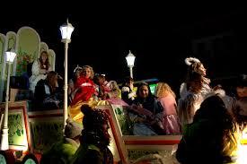 Cabalgatas de Reyes Magos en Madrid